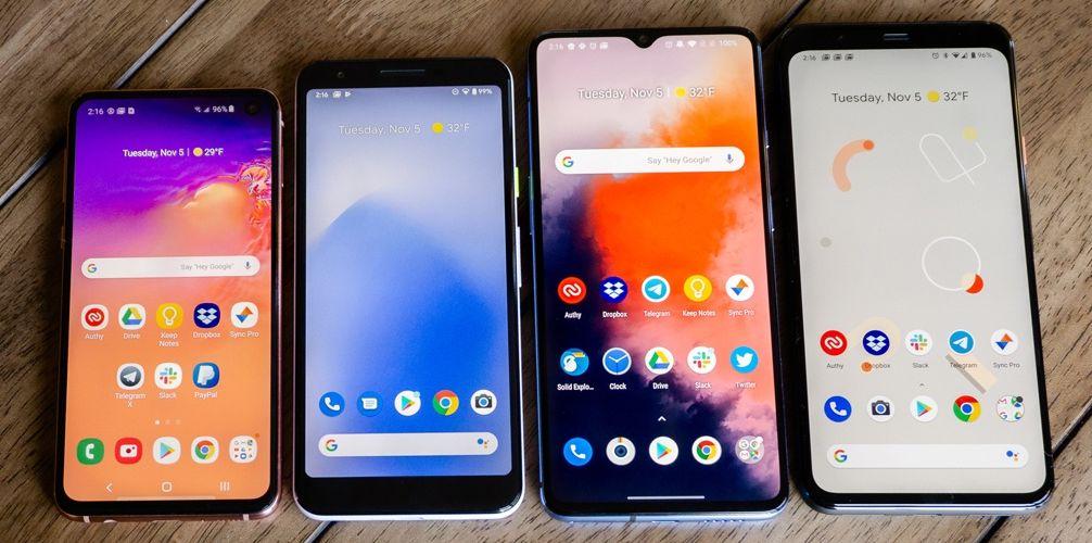 Лучшие бюджетные смартфоны из Китая 2021 года