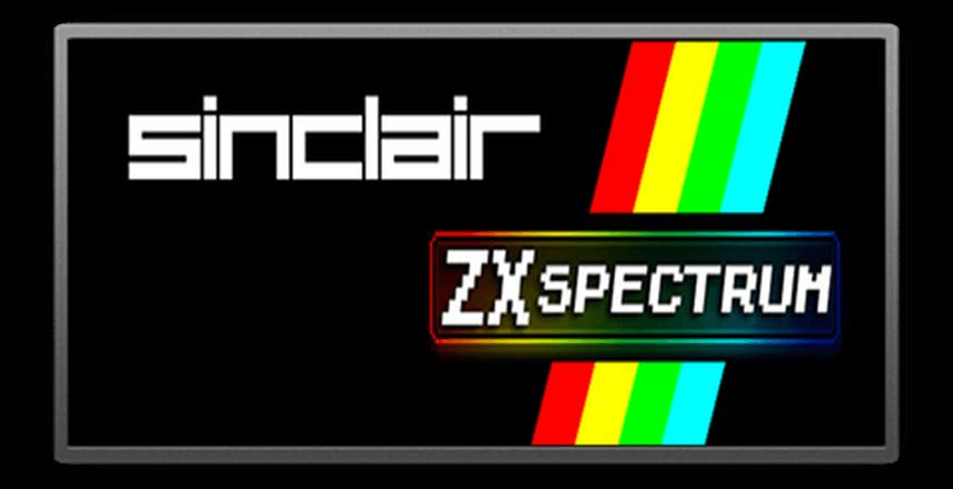 Картинка со звуком. ZX Spectrum.