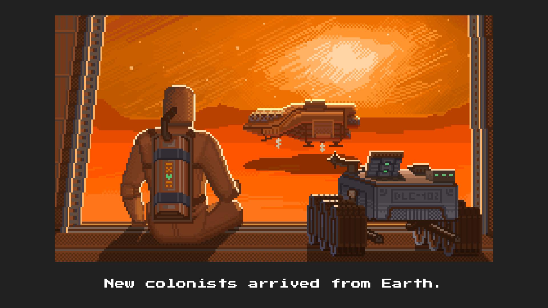 Farlanders - градостроительный симулятор колонии на Марсе
