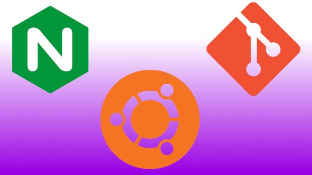 Установка http-сервера GIT с nginx на ubuntu 18.04
