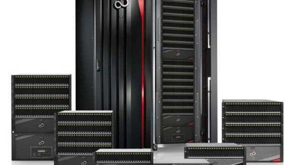 Системы хранения данных Fujitsu Eternus