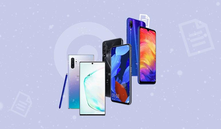 Рейтинг лучших смартфонов Samsung 2021 года