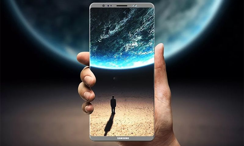 Рейтинг смартфонов без рамки